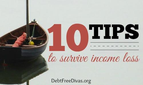 Job Loss - Debt Free Living