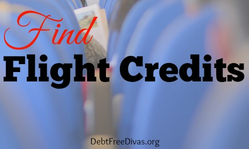 Find Flight Credits
