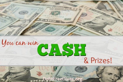 Weekend Reading – Win Cash and Prizes