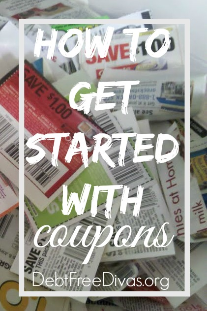 How To Get Started With Coupons