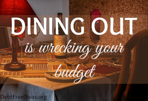 Americans Blowing Budgets on Food