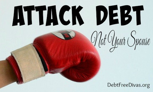 Same Team – Attack Debt, Not Your Spouse