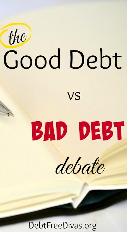 Good vs Bad Debt