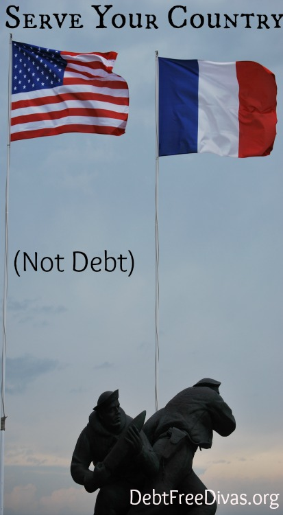 Serve Country Not Debt