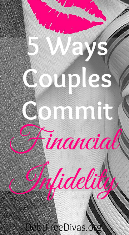 5 Ways Couples Commit Financial Infidelity  on BMWK