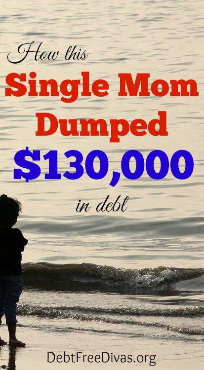 Single Mom Pursues Debt Free Living