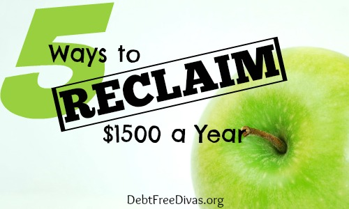 5 Ways to Avoid Food Waste and Reclaim $1500