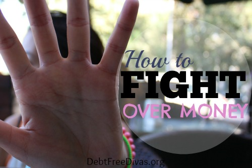 How to Fight Over Money
