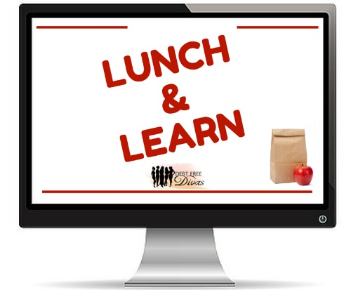 Lunch & Learn: 5 Steps to Harness the Power of Your Income
