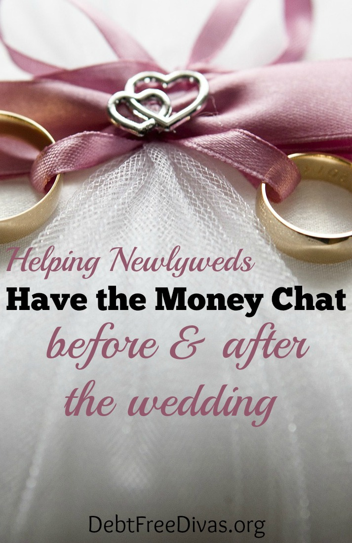 Newlywed Money Chat for Debt Free Living