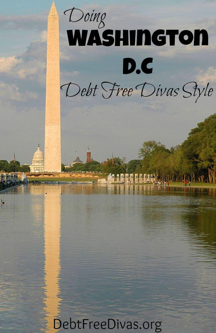 Budget Tips for Touring Washington D.C.