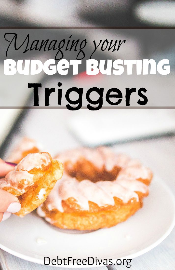 Budget Busting Triggers