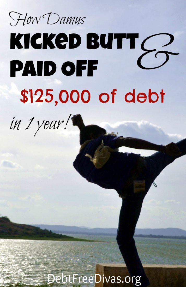 Damus Smith Paid off $125,000 in debt