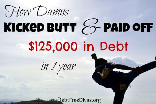 How Damus Kicked Butt and Dumped $125K in Debt of 1 Year