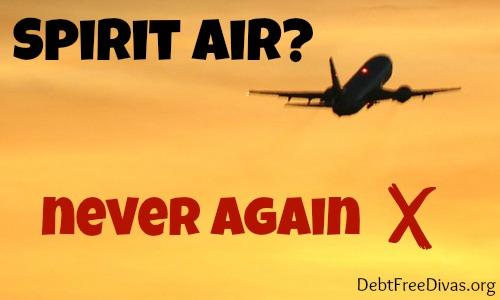 Never Fly Spirit
