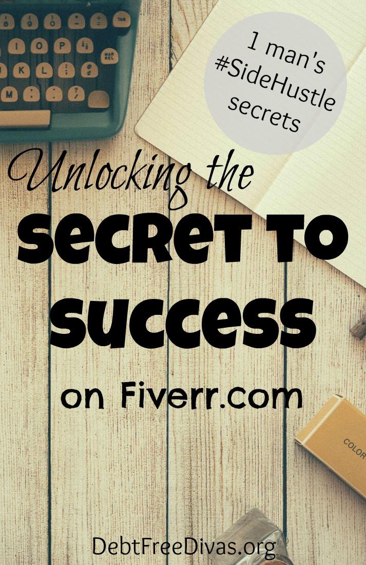 Unlocking the Secret to Success on Fiverr