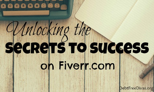Unlocking the Secret to Success with a #SideHustle on Fiverr