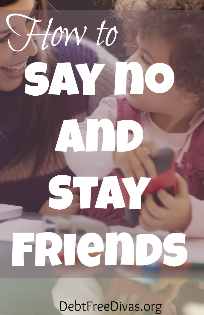 How To Say No and Stay Friends - Simplify Life