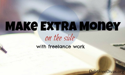 Make Extra Money on the Side with Freelance Work