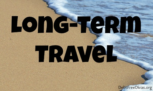 How to Save for Long-Term Travel