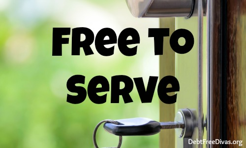 I Paid Off $40,000 of Debt and Am Now Free to Serve