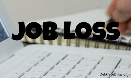 Handling Debt When You Lose a Job